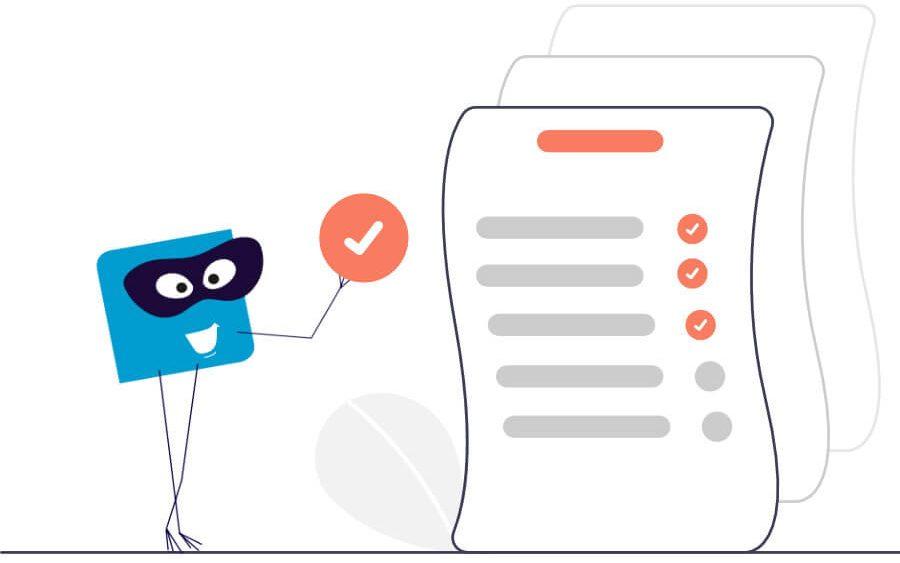 checklist des 10 conseils pour éviter de perdre ses données informatiques